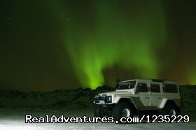 Northern Lights Hunt - Arctic Adventures: Activity & Adventure tours