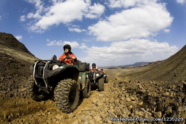 Mountain ride - quadbiking in lava fields - Arctic Adventures: Activity & Adventure tours