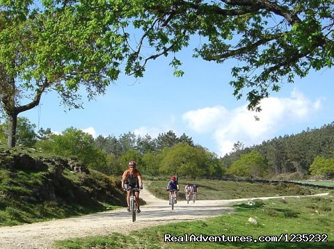 Image #2 of 25 - PortugalBike: Granitic Villages on the Mountains
