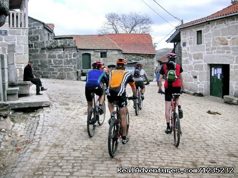 - PortugalBike: Granitic Villages on the Mountains