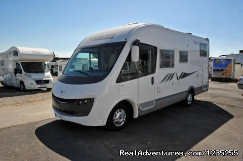 Rent a motorhome anywhere in spain,start at malaga