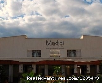 - Madidi lodge