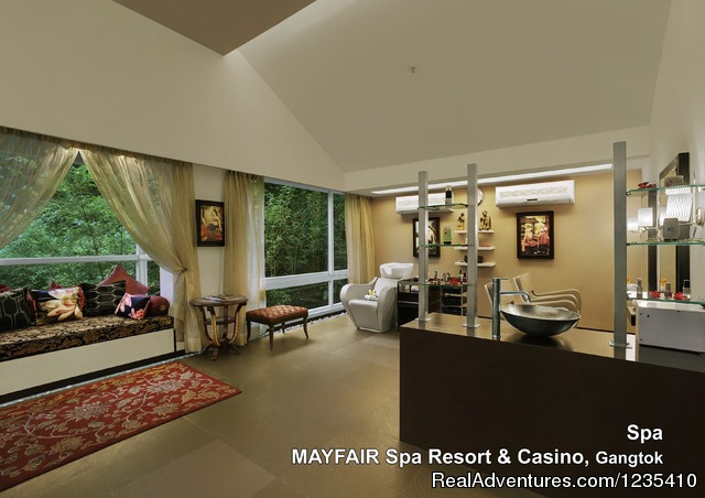 Mayfair Spa Resort Gangtok