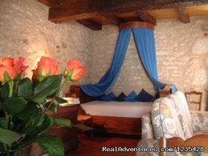 Romantic two bedroomed cottage in Vendee, France Vacation Rentals Abancourt, France