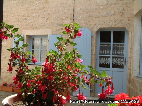 Front of the gite de la Grav?e (#5 of 24) - Romantic two bedroomed cottage in Vendee, France
