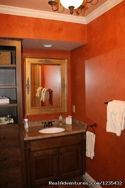 The Barn Inn Bed and Breakfast, New Bath in Farmhouse | Image #20/20 | Romantic Barn Inn Bed and Breakfast