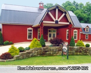 Romantic Barn Inn Bed and Breakfast