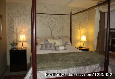 The Barn Inn Bed and Breakfast, Victorian Romance Room - Romantic Barn Inn Bed and Breakfast