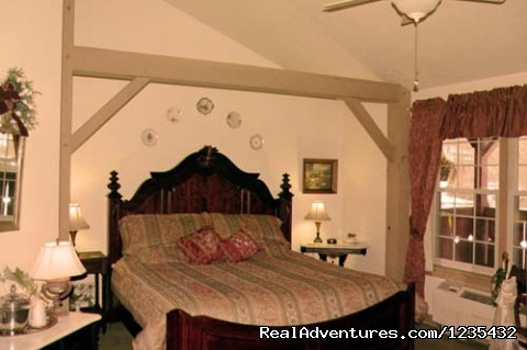 The Barn Inn Bed and Breakfast, VIP Suite - Romantic Barn Inn Bed and Breakfast