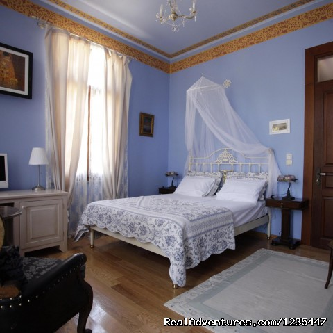IRIS room - Traditional Hotel  IANTHE