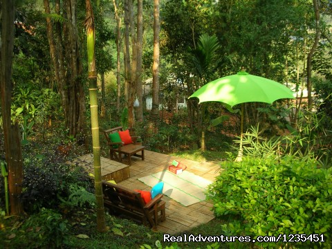 Dining Experience - THE Rainforest Retreat Experience in Thailand