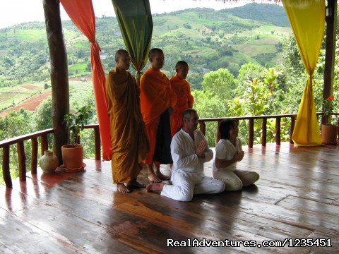 The Meditation Platform - THE Rainforest Retreat Experience in Thailand