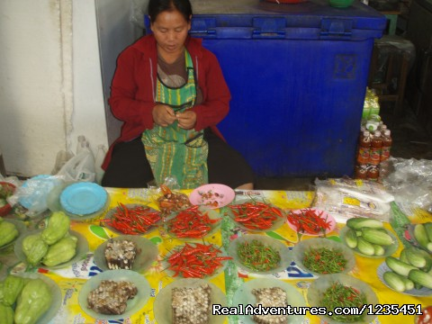 The Local Market - THE Rainforest Retreat Experience in Thailand