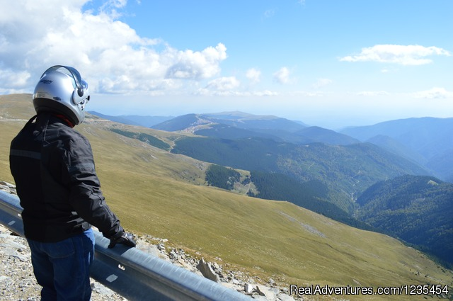 Best of Transylvania - Adventure Motorcycle Tour