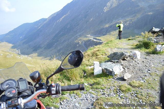 Transfagarasan Road - Best of Transylvania - Adventure Motorcycle Tour