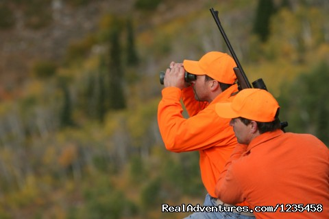 Guided Hunting in Colorado - Colorado Big Game Hunting