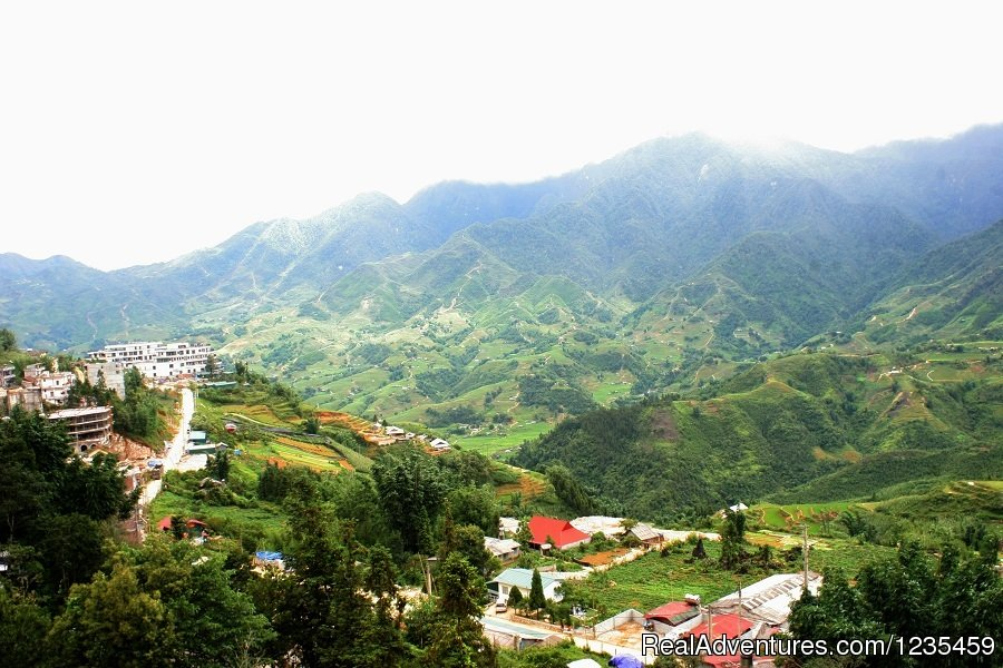The best option for someone looking for a memorial trip in Sapa for a short time and in low budget to stay at homestay in Sapa. It also give you a big chance to touch local. Can't expect more experience than this.