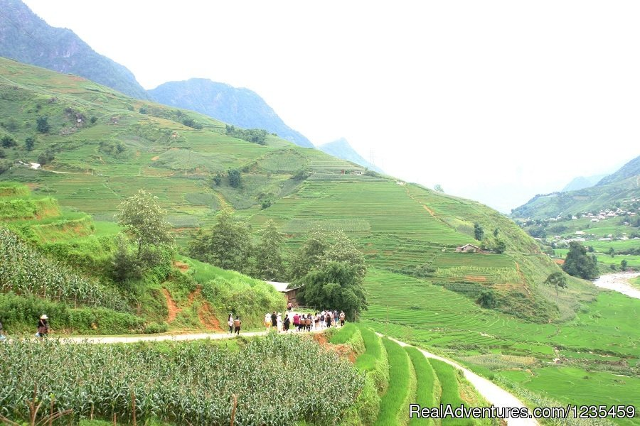 Image #11/16 | Sapa adventure 2 days 1 night by bus