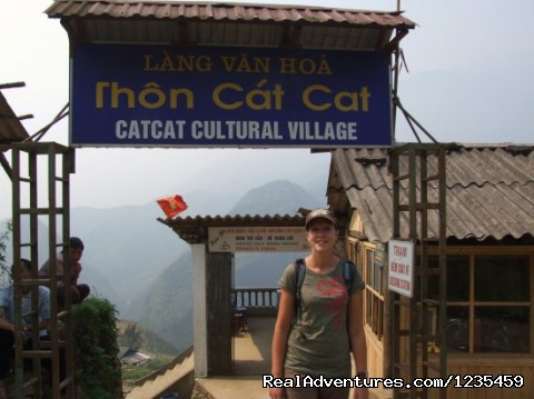 Cat Cat village in Sapa - Sapa adventure