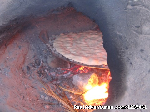 Tradition Bread Oven - Real Morocco Tours