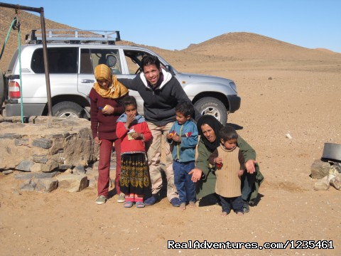 Nomad Family - Real Morocco Tours