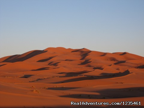 Erg Chebbi Desert Dunes (#16 of 26) - Real Morocco Tours