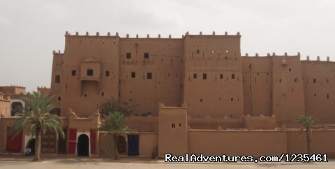 Kasbah Taourirte - Real Morocco Tours
