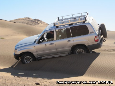 Adventure driving in the dunes (#22 of 26) - Real Morocco Tours