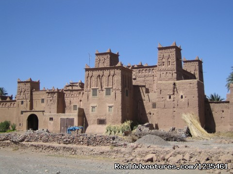 Kasbah - Real Morocco Tours