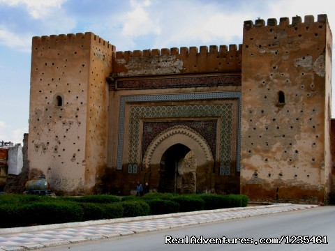 Meknes - Real Morocco Tours