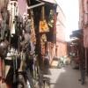 Streets of Marrakrech