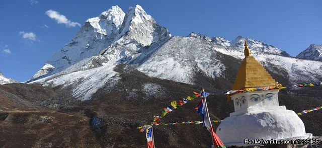 16-day Everest Base Camp Trek