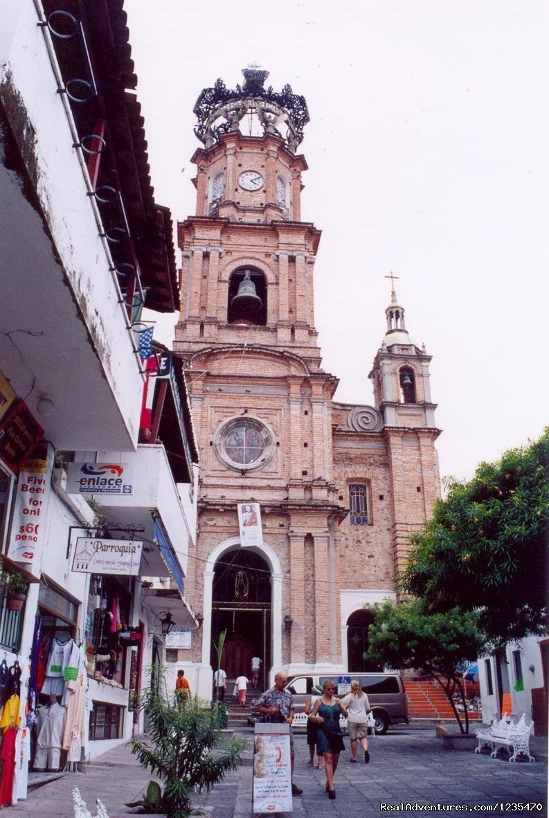 the church | Image #12/12 | Puerto Vallarta Tours Guide