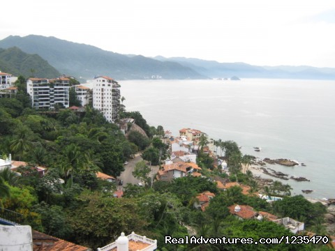 panoramic ocean view - Puerto Vallarta Tours Guide