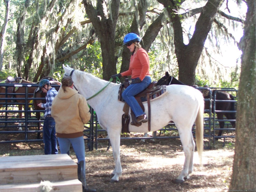 Image #11/21 | Horseback Riding and Trail Rides State Parks