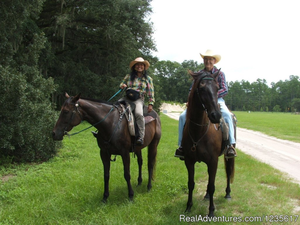 Image #13/21 | Horseback Riding and Trail Rides State Parks