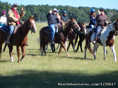 Horseback Riding and Trail Rides, Horse Park