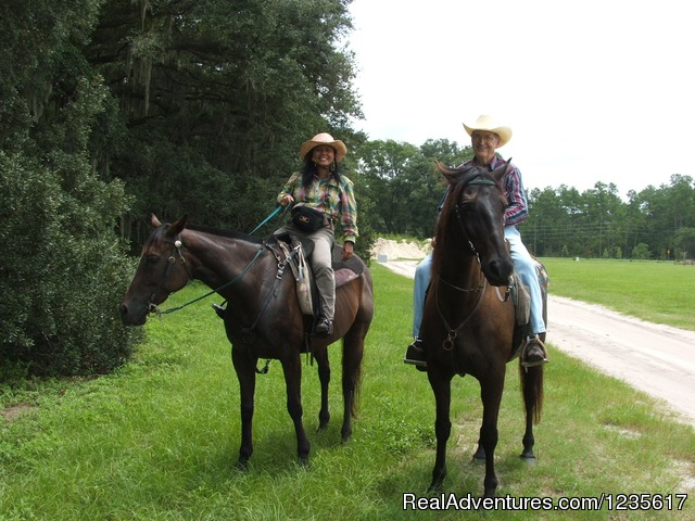 - Horseback Riding and Trail Rides State Parks