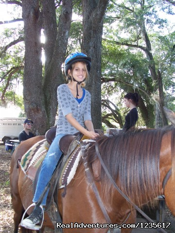 - Horseback Riding and Trail Rides, Horse Park