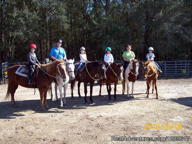 Horseback Riding And Trail Rides State Parks Ocala