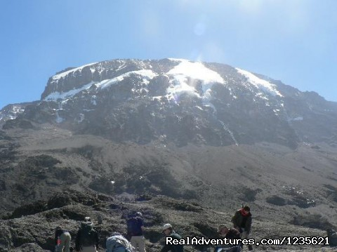 Kilimanjaro trekking routes - Climbing mount kilimanjaro trips, inquire now
