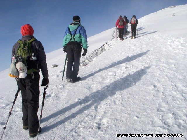 Mountaineering adventures africa climb kilimanjaro - Climbing mount kilimanjaro trips, inquire now