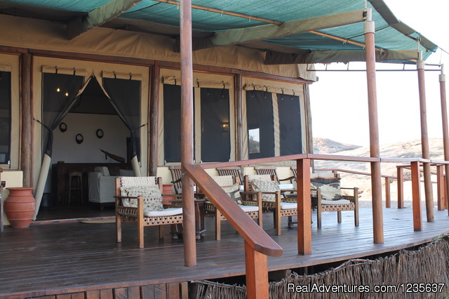 Wildlife tented lodge - Dream 2 Realities Travel- Tanzania, Kenya Safaris