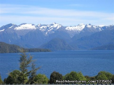 New Zealand's  lakeview Accomodation Manapouri
