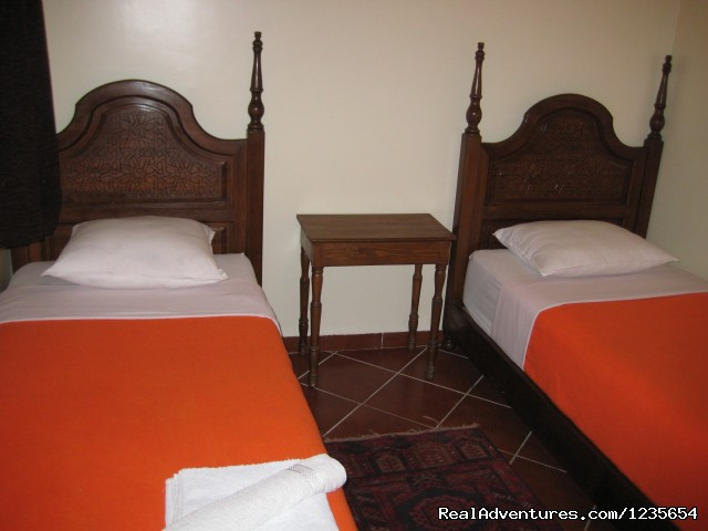 Twin Room - Romantic hotel near Jamaa Lafna squard of Marrakec