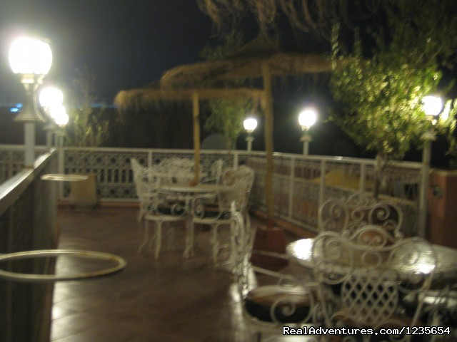 Terrasse - Romantic hotel near Jamaa Lafna squard of Marrakec