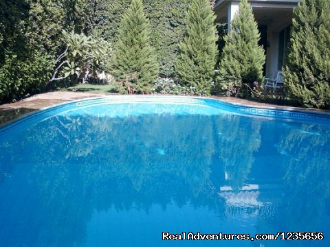 villa with pool for rent furnished in Egypt