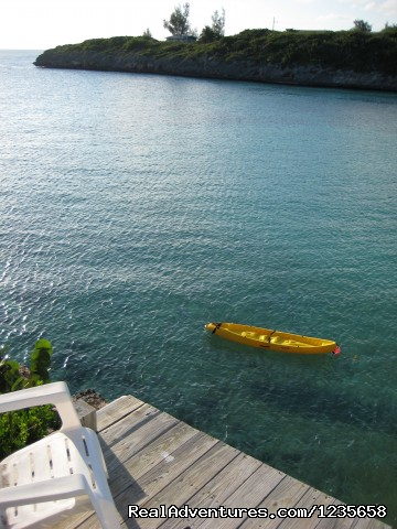Eleuthera Waterfront Cottages - Eleuthera Waterfront  Cottages with free kayaks
