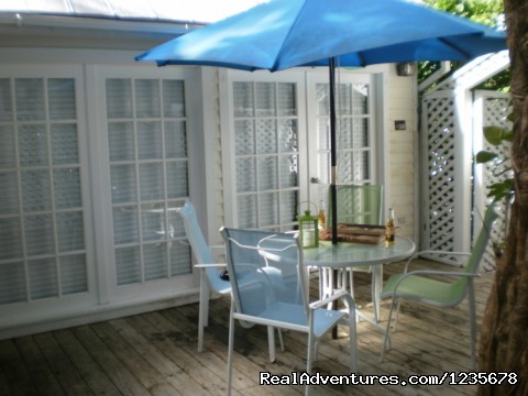 - Key West Vacation Rental near Duval Street