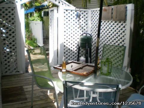 Key West Vacation Rental near Duval Street